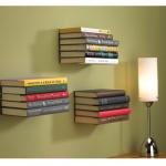 Étagère invisible pour livres