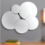 Miroir original cercles