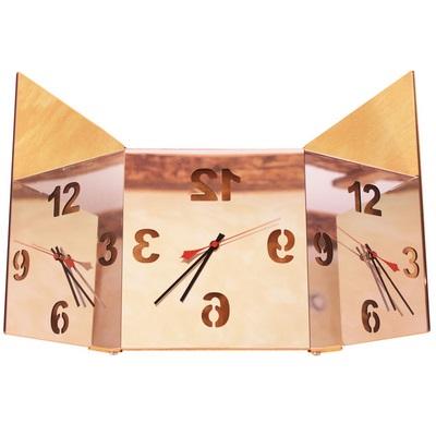 Tendance Miroir Horloge Rectangulaire