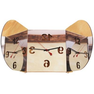 Tendance Miroir Horloge Rond