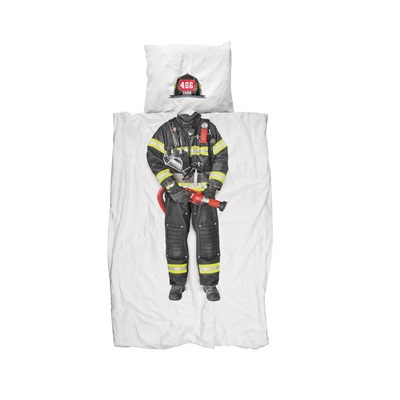Parure de lit Snurk Pompier