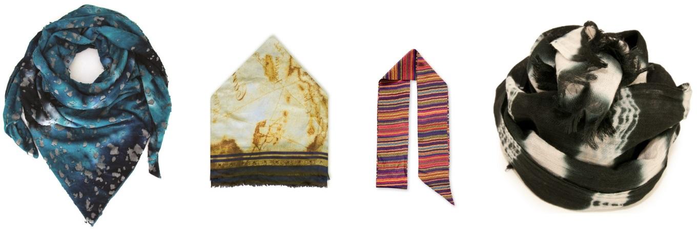 foulards et echarpes