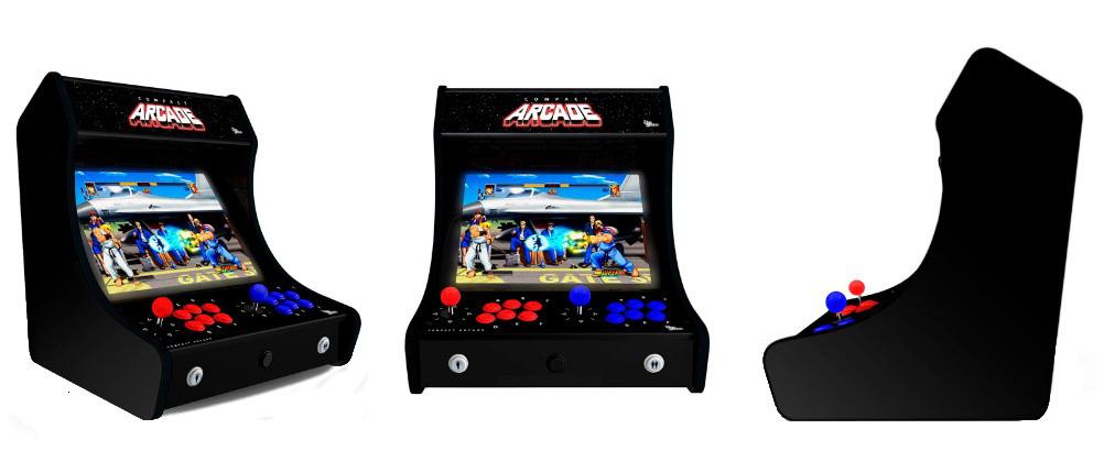 borne arcade compact