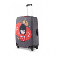 Les housses de valises connectées