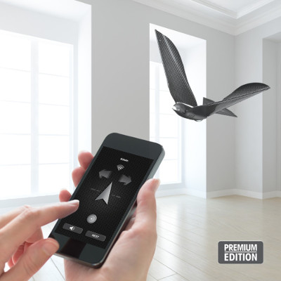 drone oiseau robot connecte biomimetique bionic bird starter kit