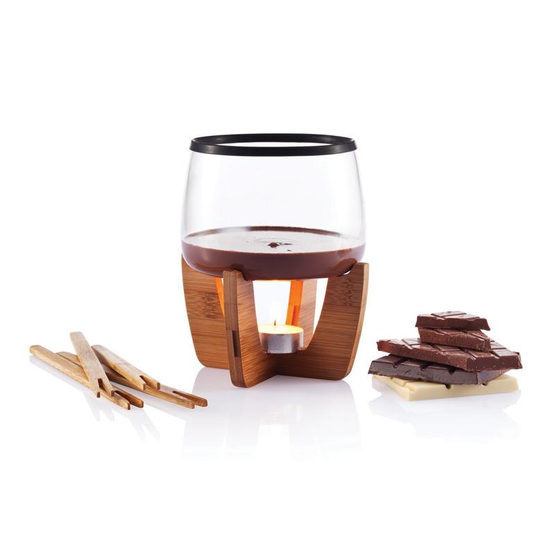 appareil a fondue chocolat cocoa xd design