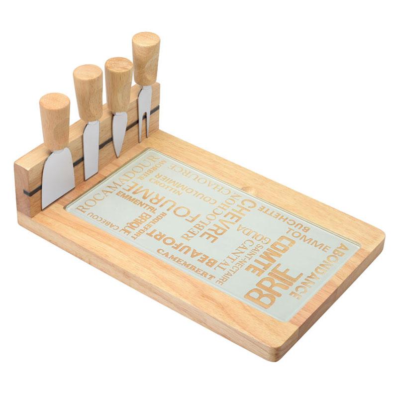 planche fromage 4 couteaux AOC la chaise longue