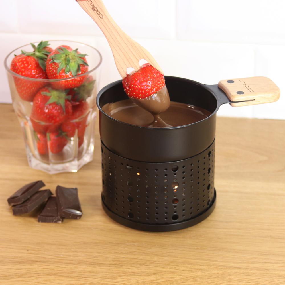 cookut fondue chocolat lumi